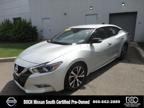 Certified Pre-Owned 2018 Nissan Maxima SV 3.5L FWD 4dr Car