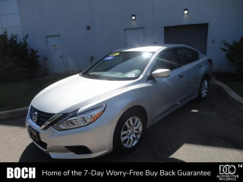 Certified Pre-Owned 2016 Nissan Altima 4dr Sdn I4 2.5 S FWD 4dr Car