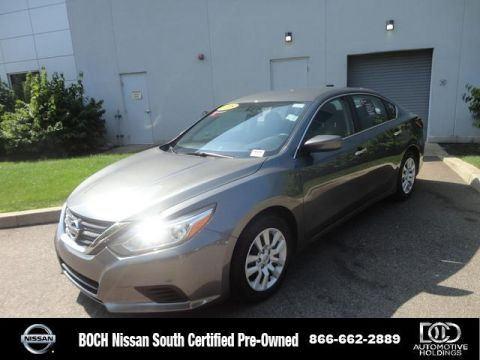Certified Pre-Owned 2018 Nissan Altima 2.5 S Sedan FWD 4dr Car