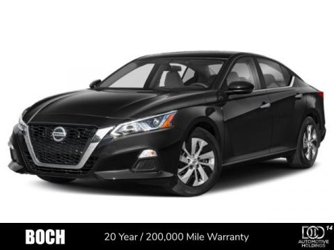 New 2020 Nissan Altima 2.5 S Sedan FWD 4dr Car