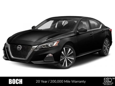New 2019 Nissan Altima 2.5 SR AWD Sedan AWD