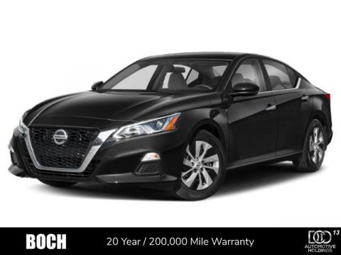 2019 Nissan Altima 2.5 SV AWD Sedan