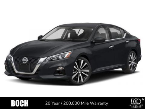 New 2020 Nissan Altima 2.5 SL AWD Sedan AWD
