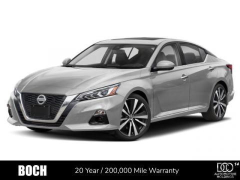 New 2020 Nissan Altima 2.5 Platinum AWD Sedan AWD