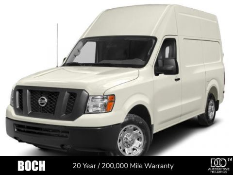 2019 Nissan NV NV3500 HD High Roof V8 SV