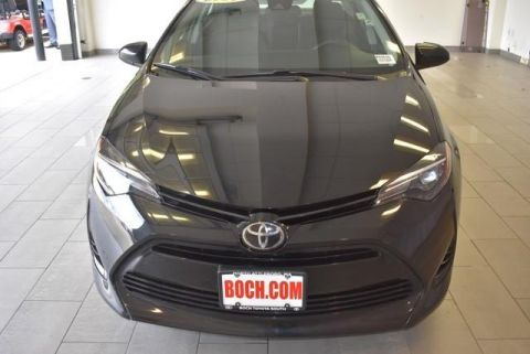 Pre-Owned 2018 Toyota Corolla LE CVT FWD 4dr Car