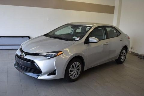 Pre-Owned 2017 Toyota Corolla LE CVT FWD 4dr Car