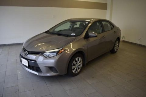 Pre-Owned 2016 Toyota Corolla 4dr Sdn CVT LE FWD 4dr Car