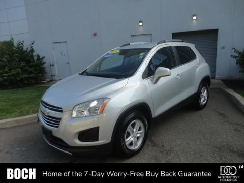 Pre-Owned 2016 Chevrolet Trax AWD 4dr LT AWD