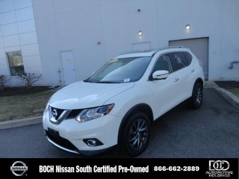 2016 Nissan Rogue SL- PREMIUM PACKAGE