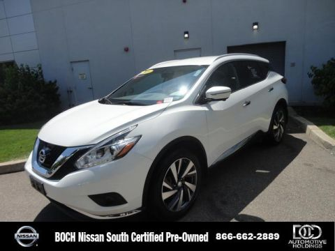 Certified Pre-Owned 2016 Nissan Murano AWD 4dr Platinum AWD