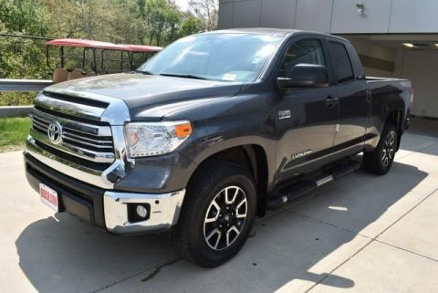 2016 Toyota Tundra 4WD Double Cab 5.7L V8 6-Spd AT SR5