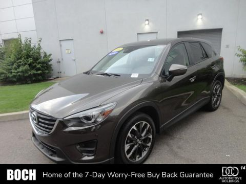 Pre-Owned 2016 Mazda CX-5 AWD 4dr Auto Grand Touring With Navigation & AWD