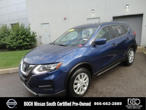 Certified Pre-Owned 2017 Nissan Rogue AWD S AWD